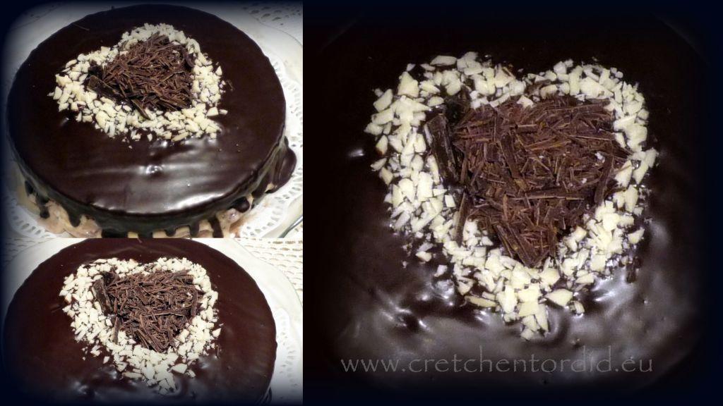 šokolaaditort 1 kg.